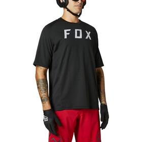 Fox Defend Kurzarm Trikot Herren black